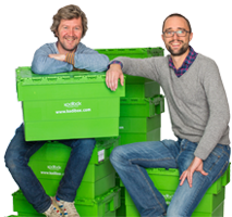 Het Kodibox-team